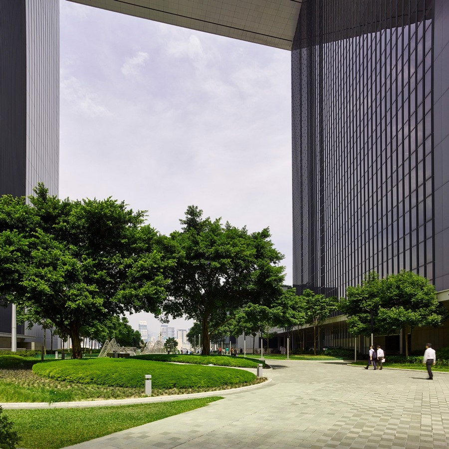 The Central Government Complex (Tamar Government Complex) - Sheet6