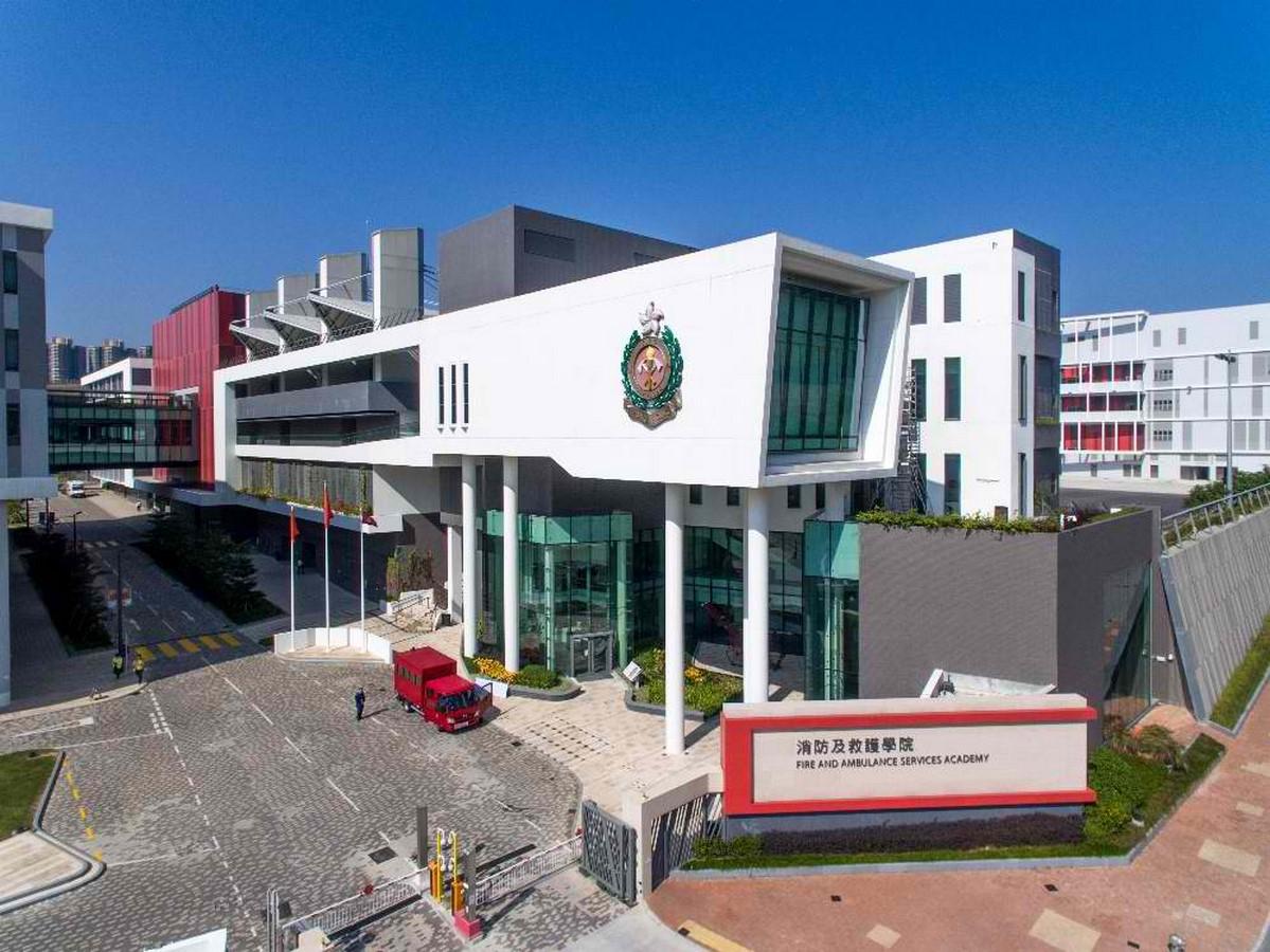 Fire Services Training School - Sheet9