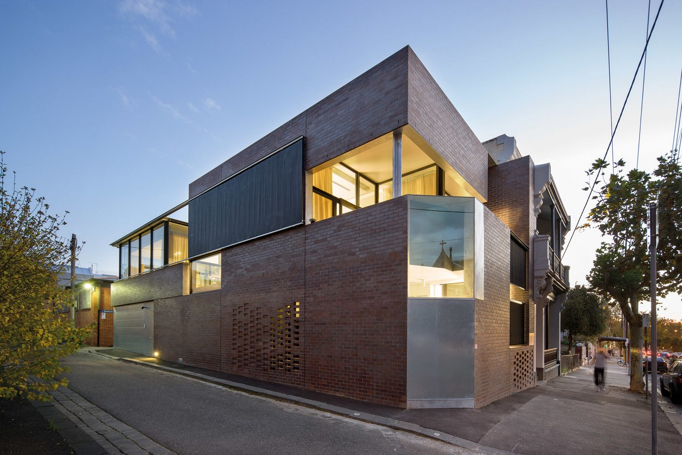 Queensberry Street House by Robert Simeoni Architects - Sheet1