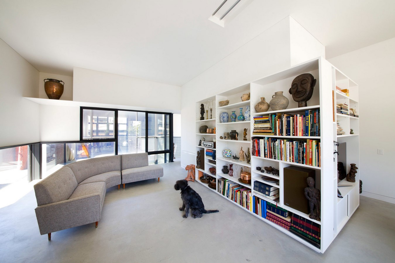 Queensberry Street House by Robert Simeoni Architects - Sheet2