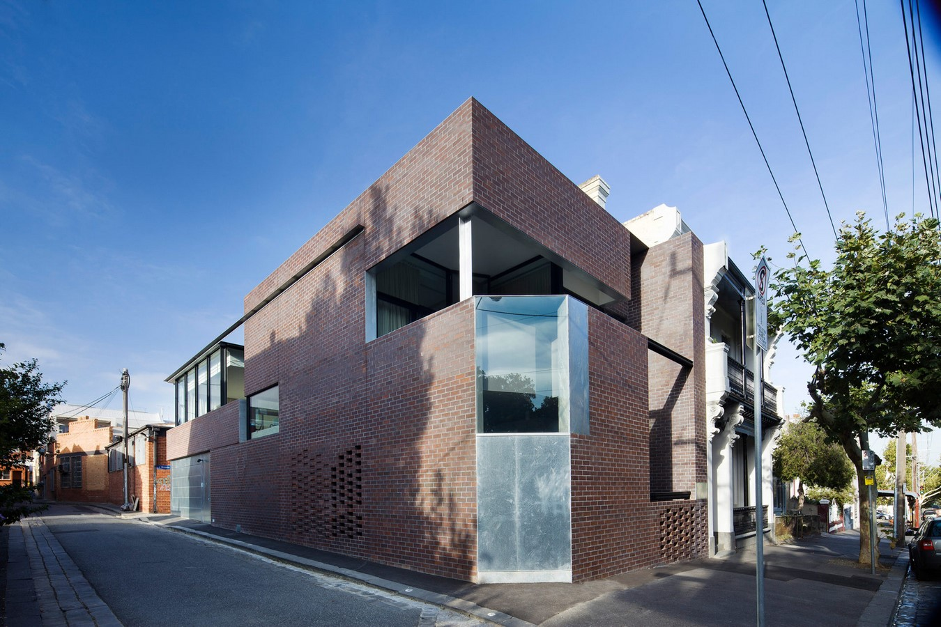 Queensberry Street House by Robert Simeoni Architects - Sheet3