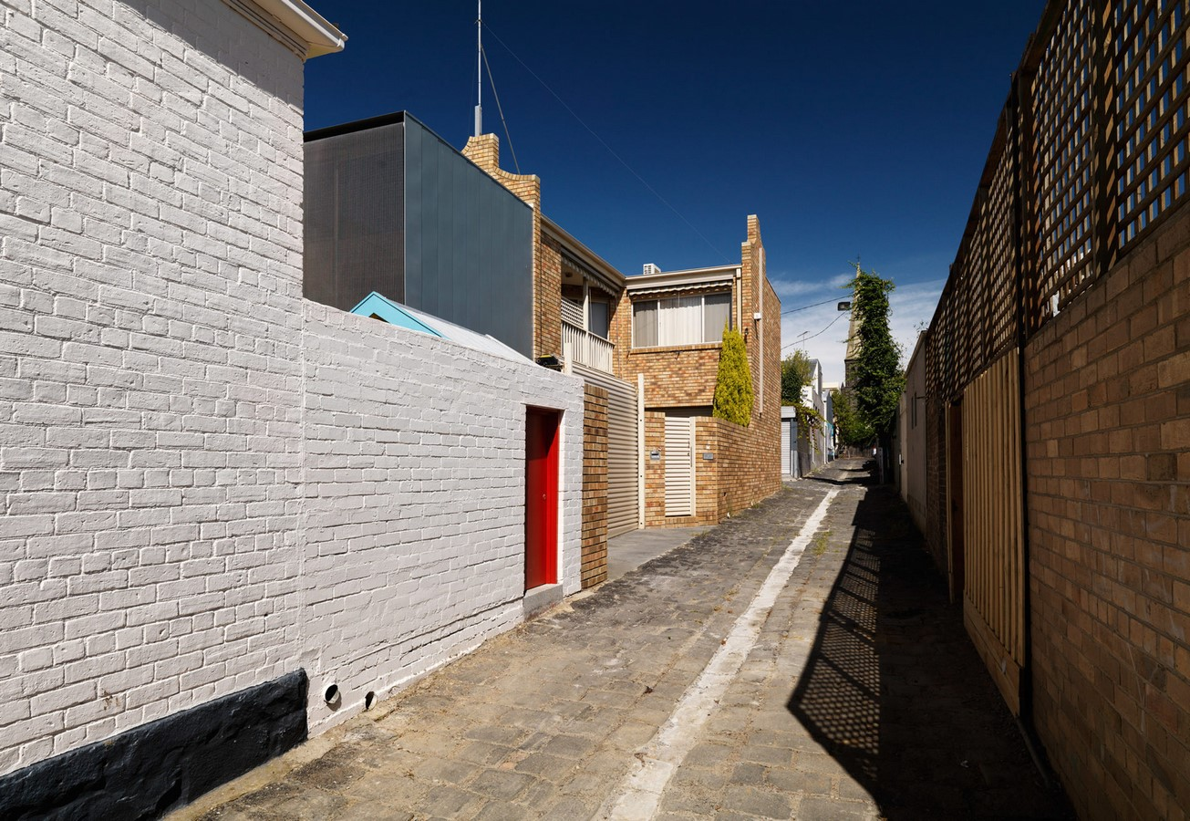 Greeves Street House by Robert Simeoni Architects - Sheet2