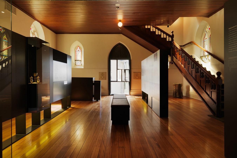 Good Shepherd Chapel by Robert Simeoni Architects - Sheet3