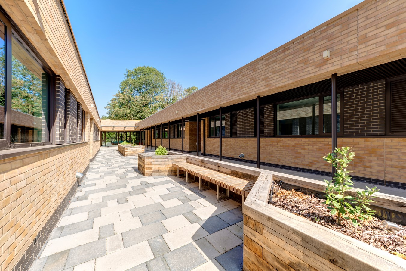 Battersea Dogs & Cats Home by Jonathan Clark Architects - Sheet1