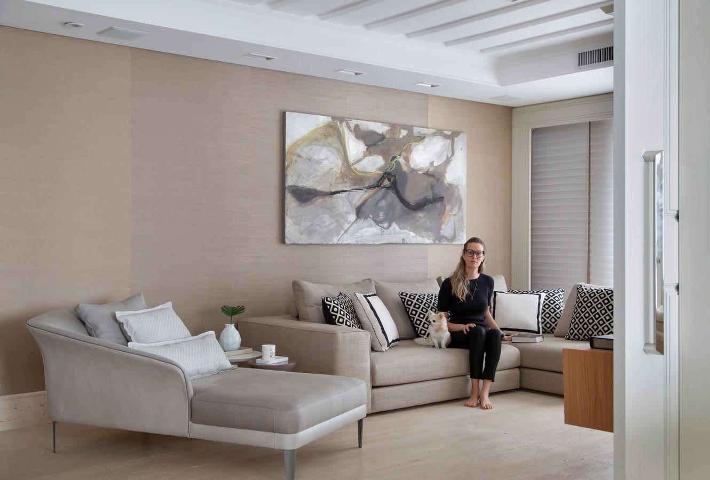 Apartament K C by Gabriela Casagrande Arquitetura - Sheet2