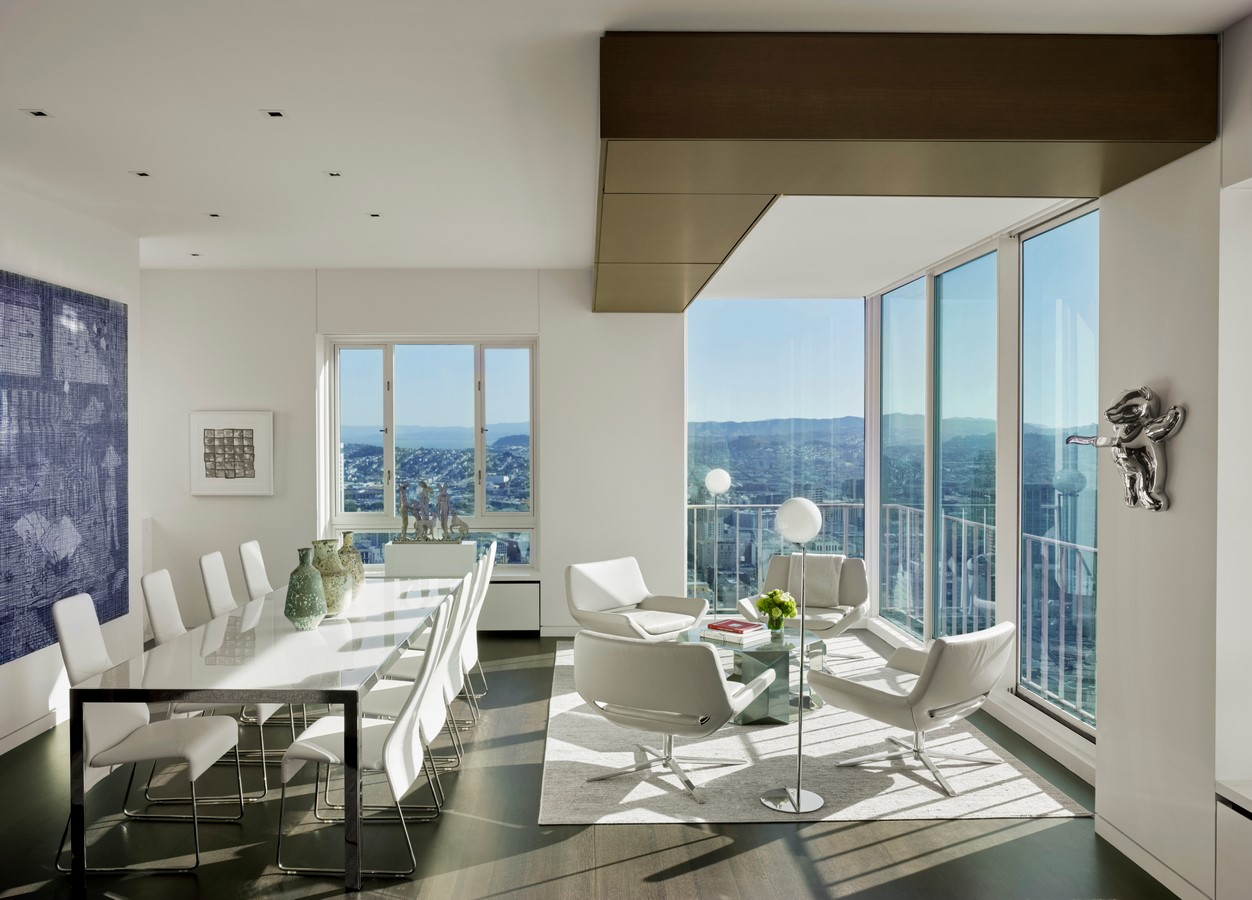 Sky Gallery Residence by Knock Architecture & Design - Sheet1