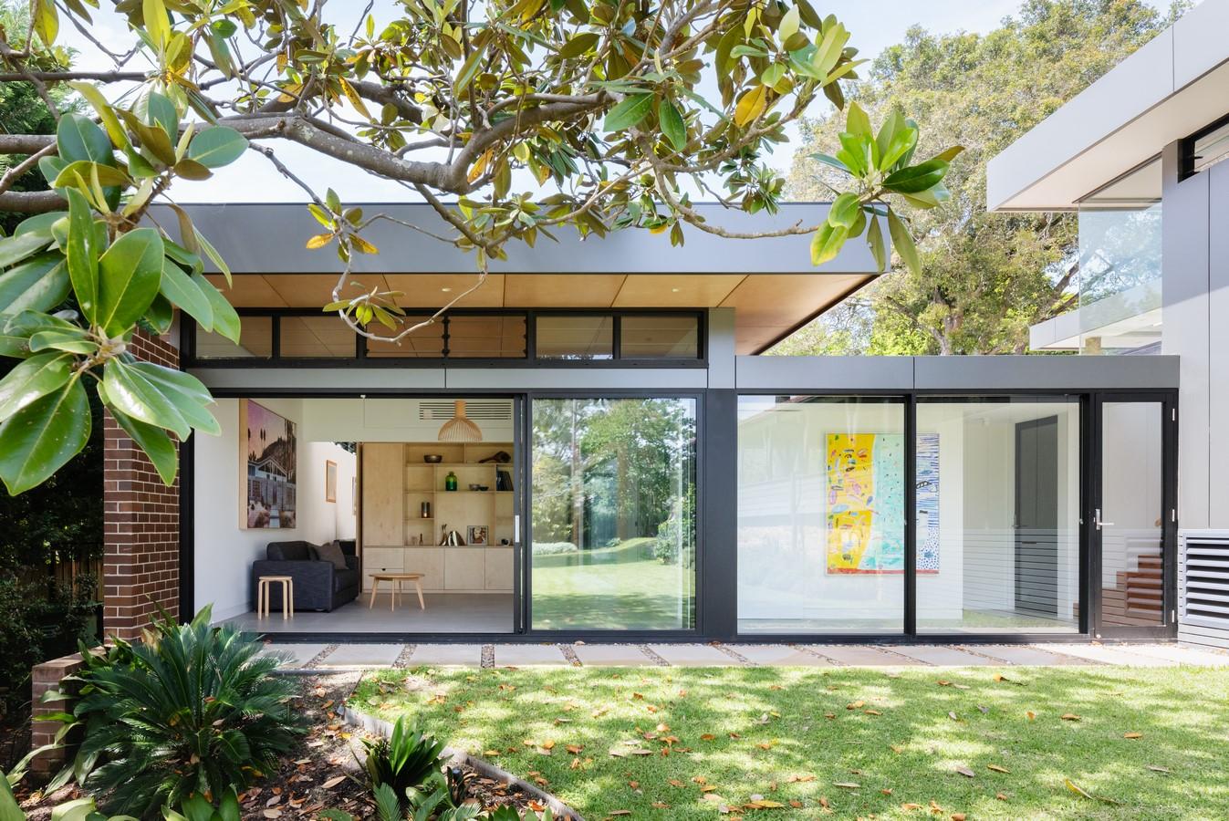 Lindfield Garden Pavilion by Utz-Sanby Architects - Sheet3