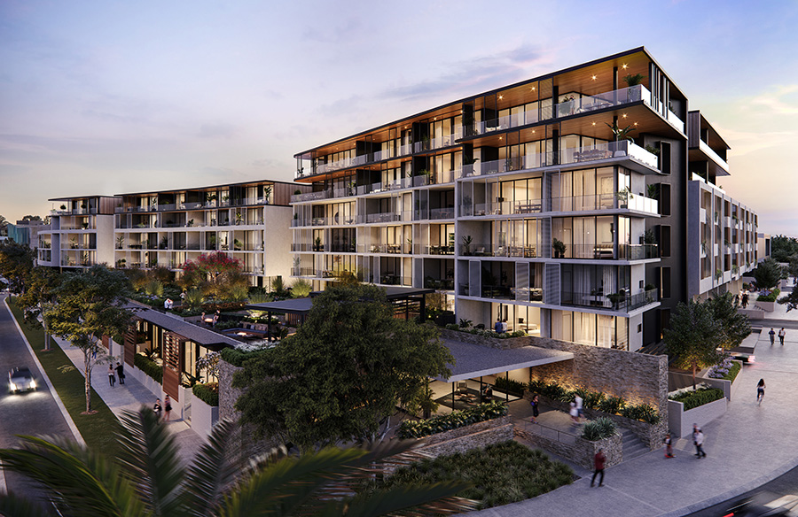 East Village Karrinyup by Hames Sharley