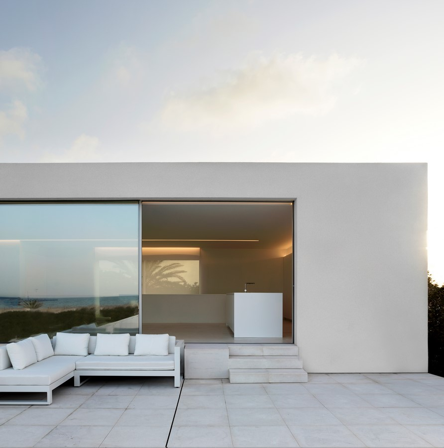 House of sand by FRAN SILVESTRE ARQUITECTOS - Sheet1