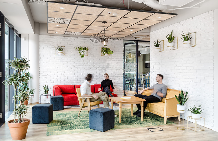 Less Waste Office by Workplace