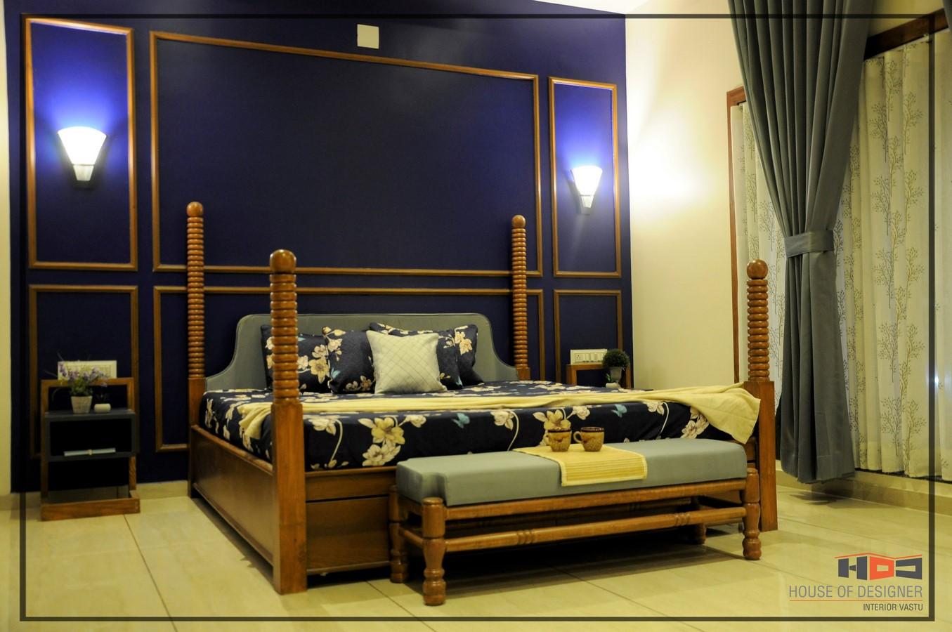 Tripathi's villa by House of Designer - Sheet2