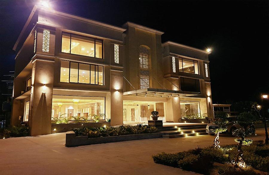 SUCHI SAGAR HOSPITALITY by A+D Design Studio