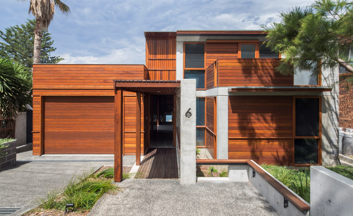 South Coast House by Indyk Architects - Sheet1