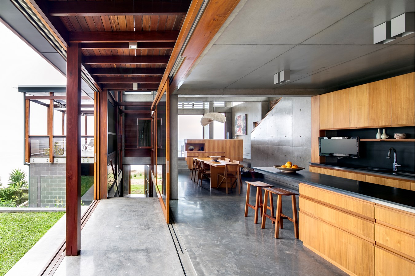 South Coast House by Indyk Architects - Sheet2