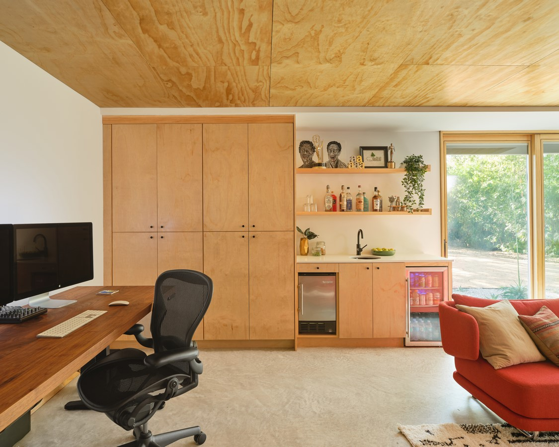 The Bear Production Studio by Pollen Architecture & Design - Sheet1