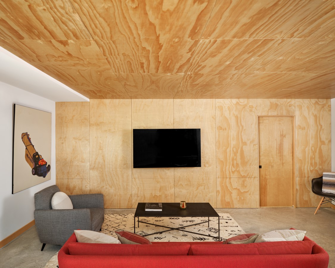 The Bear Production Studio by Pollen Architecture & Design - Sheet2