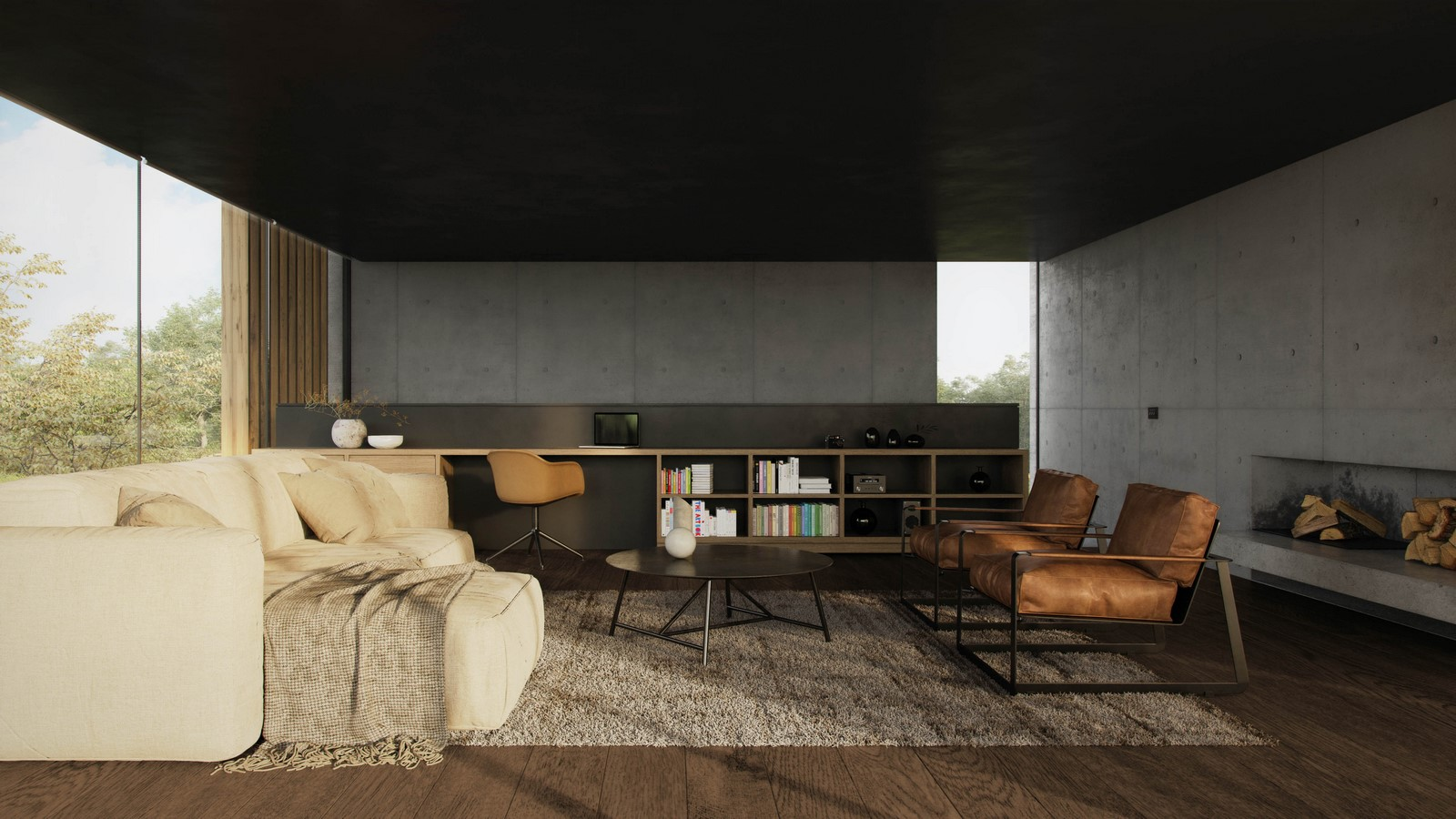 Meadow House by Strom Architects - Sheet1