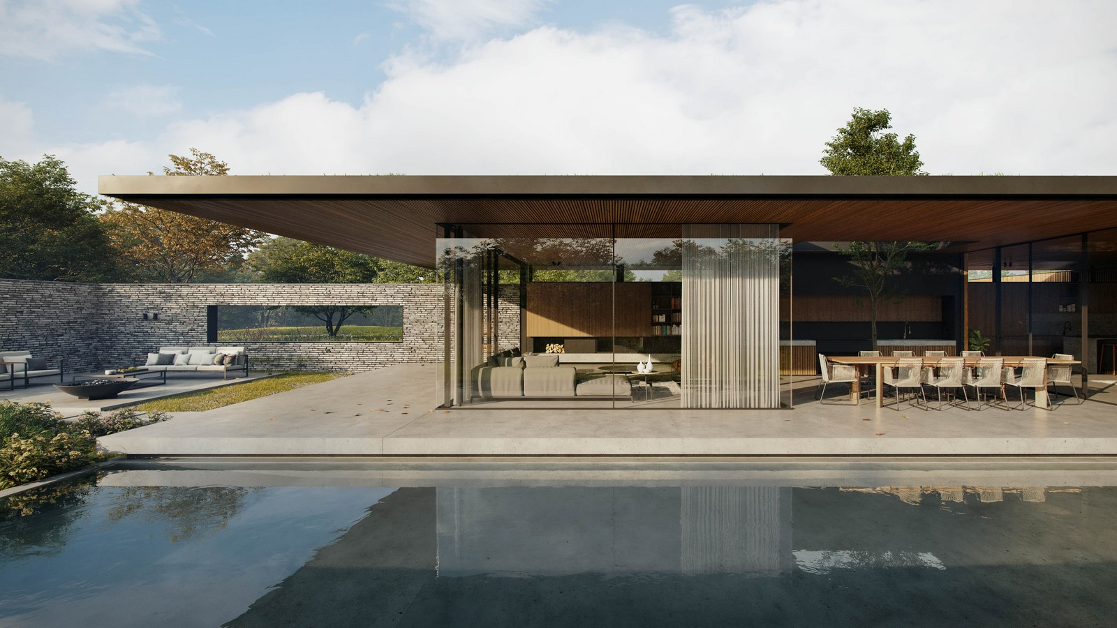 Meadow House by Strom Architects - Sheet2
