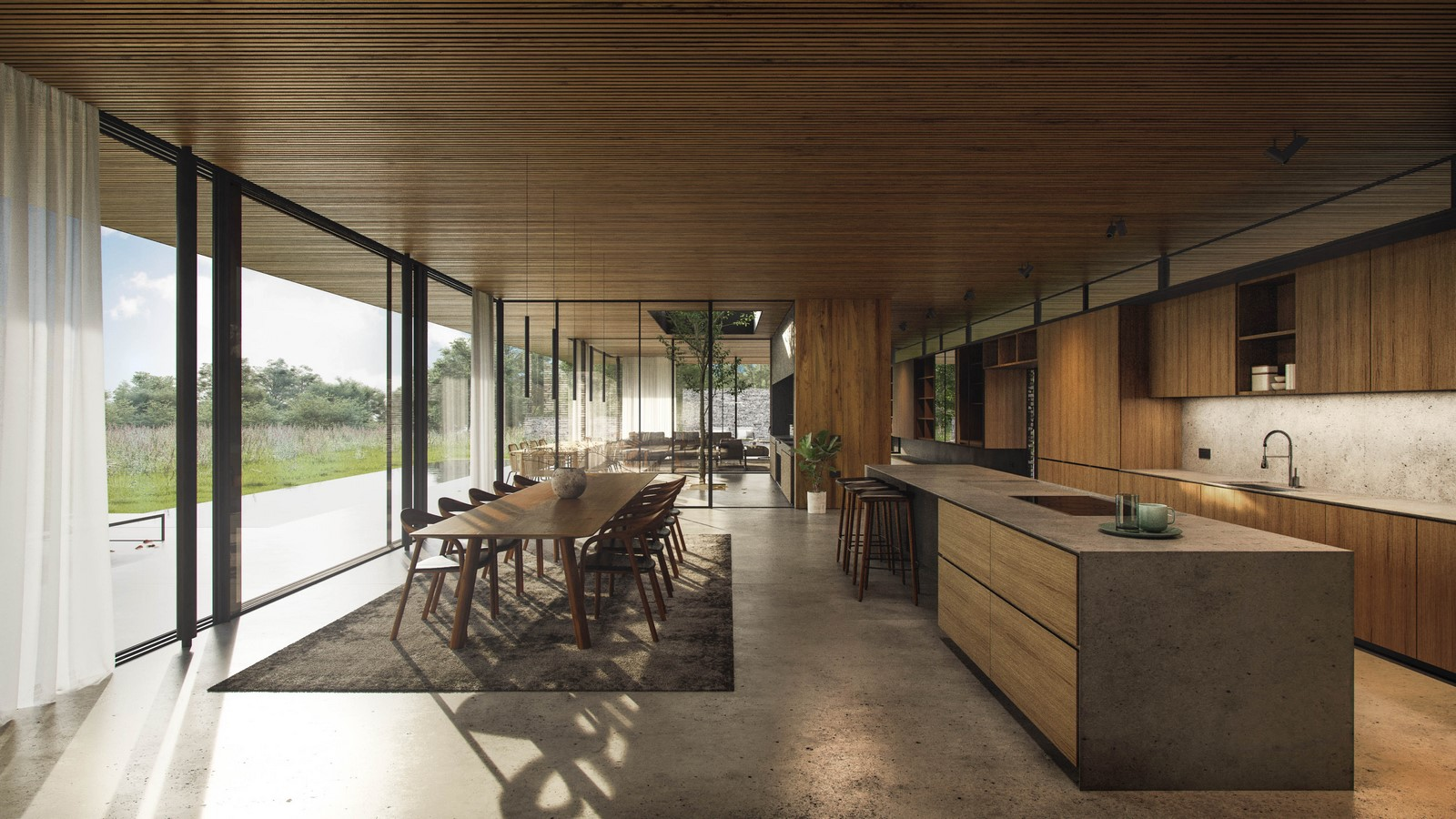 Meadow House by Strom Architects - Sheet3
