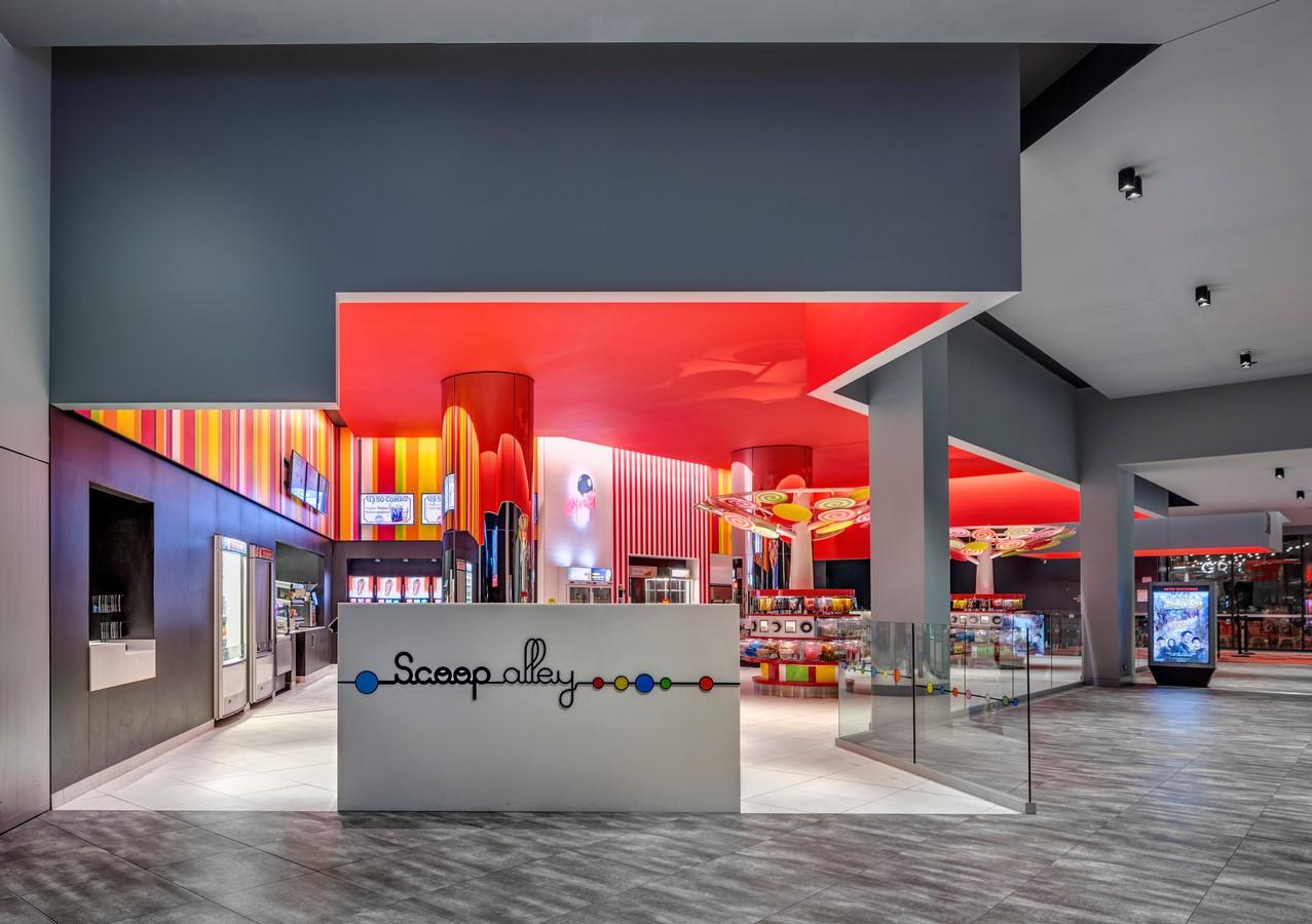 Miranda Events Cinema by Indyk Architects - Sheet1