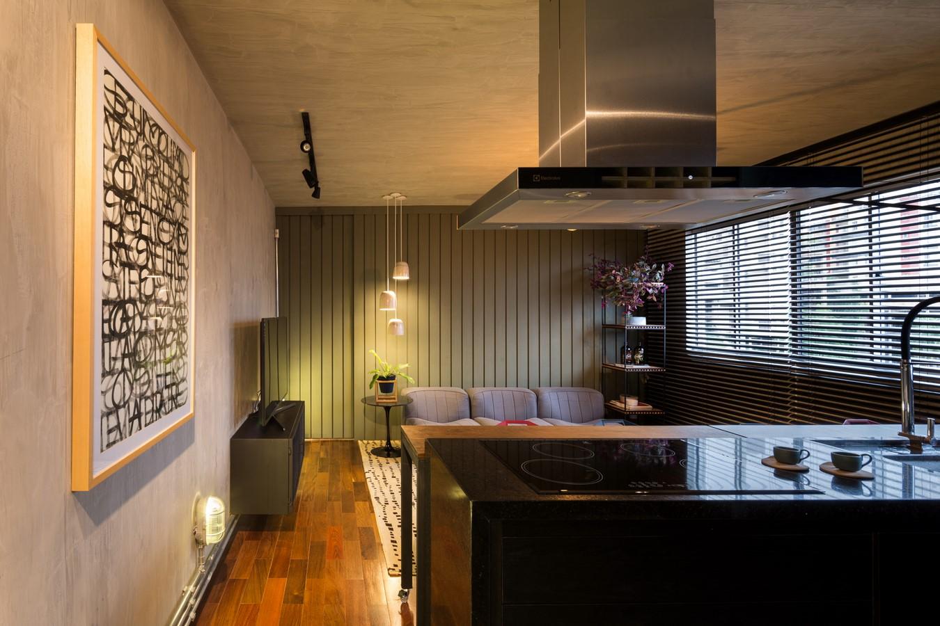 Apartamento Buritis by Pedro Haruf Arquiteto - Sheet1
