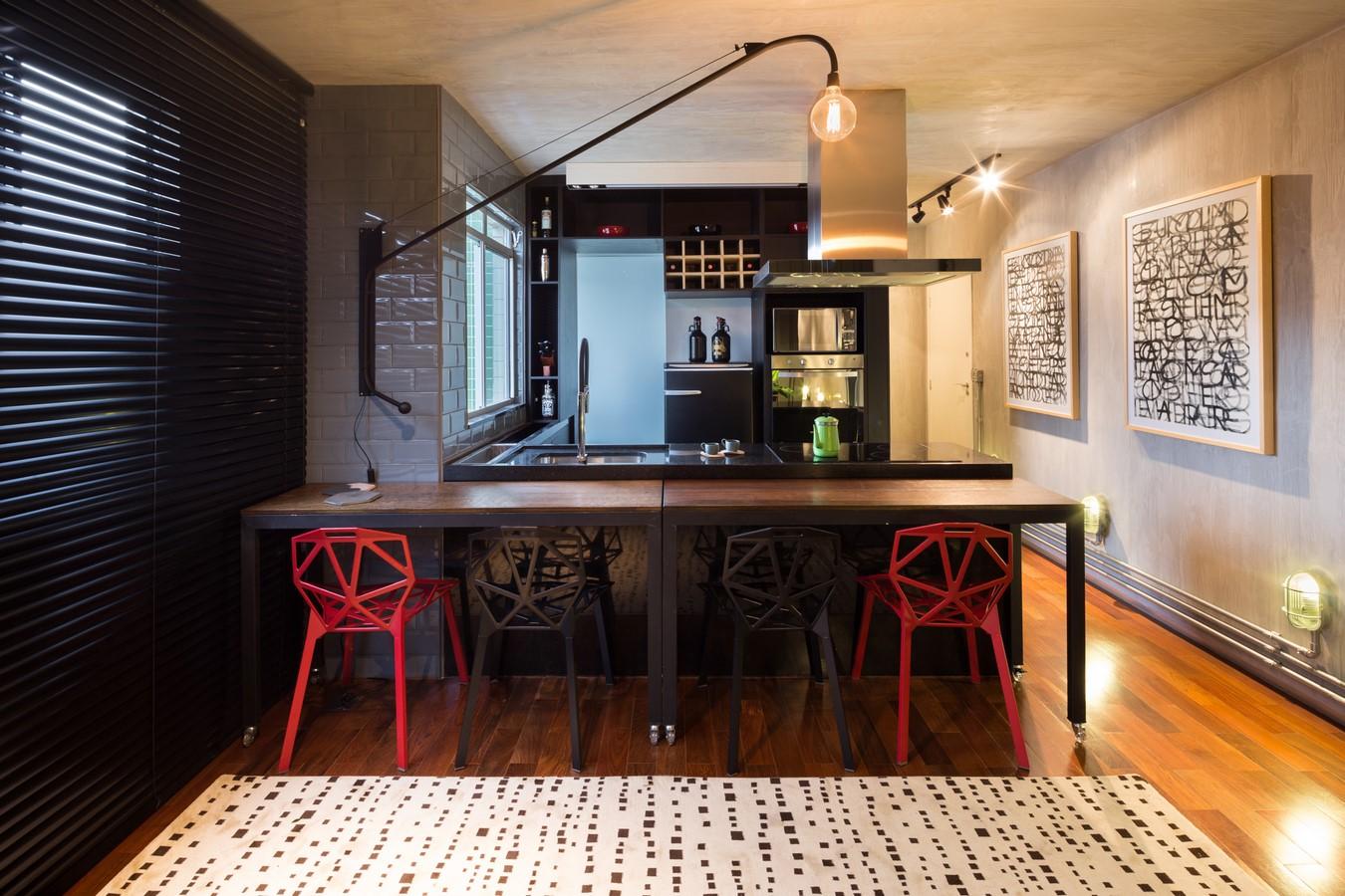 Apartamento Buritis by Pedro Haruf Arquiteto - Sheet2