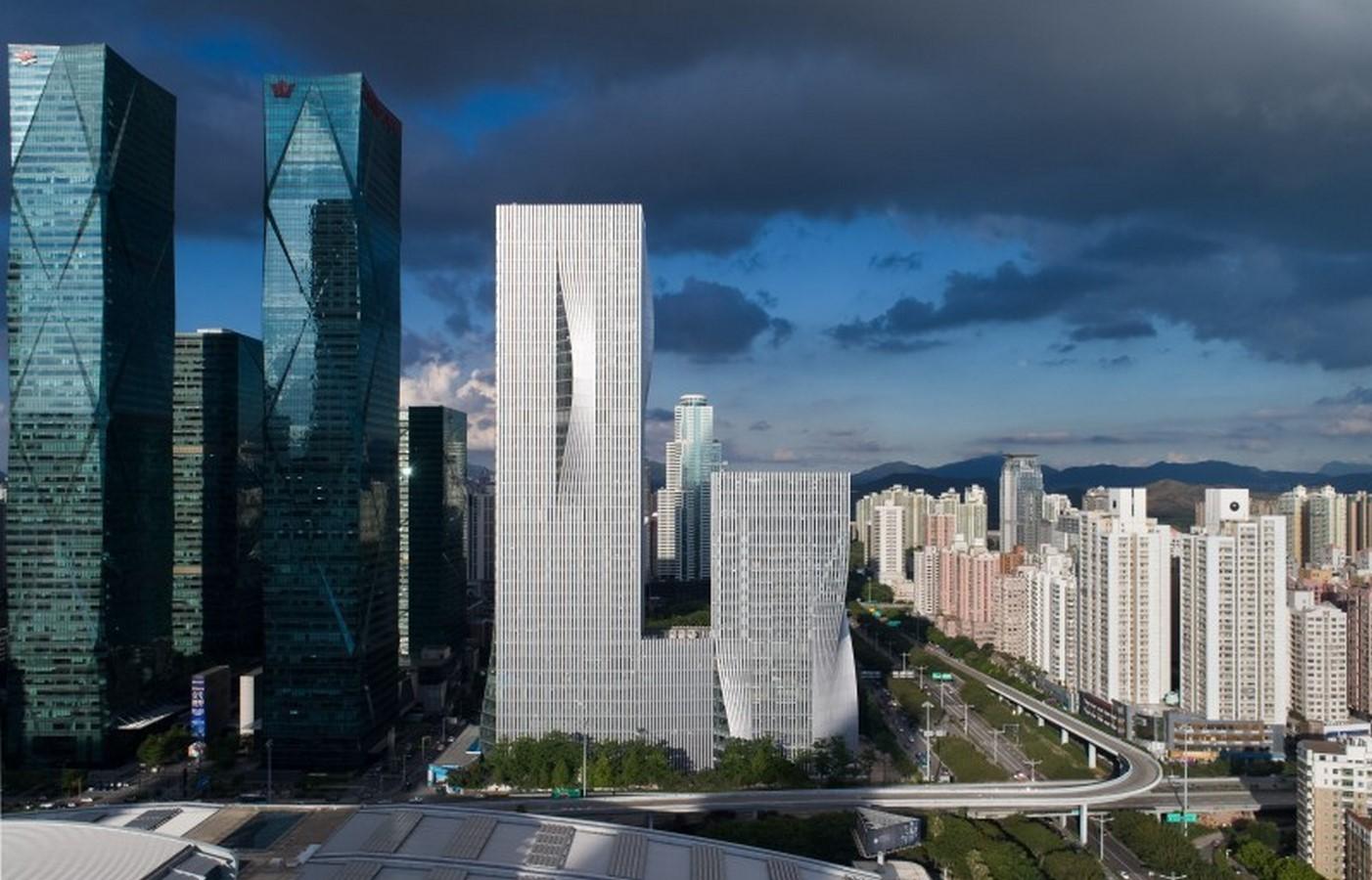Shenzhen International Energy Mansion by BIG: The uncommon facade design - Sheet1