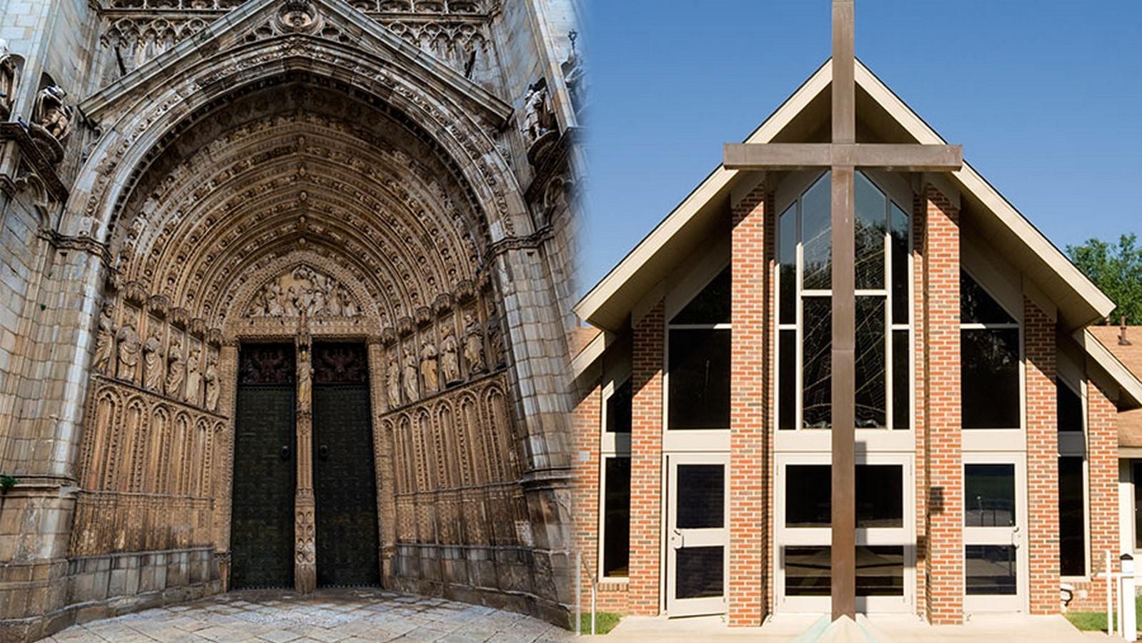 Protestant Architecture