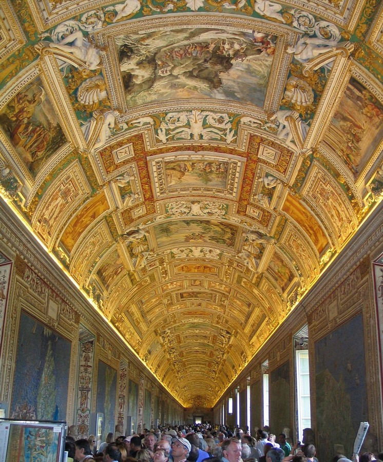 10 Things you did not know about Vatican Museums - Sheet12
