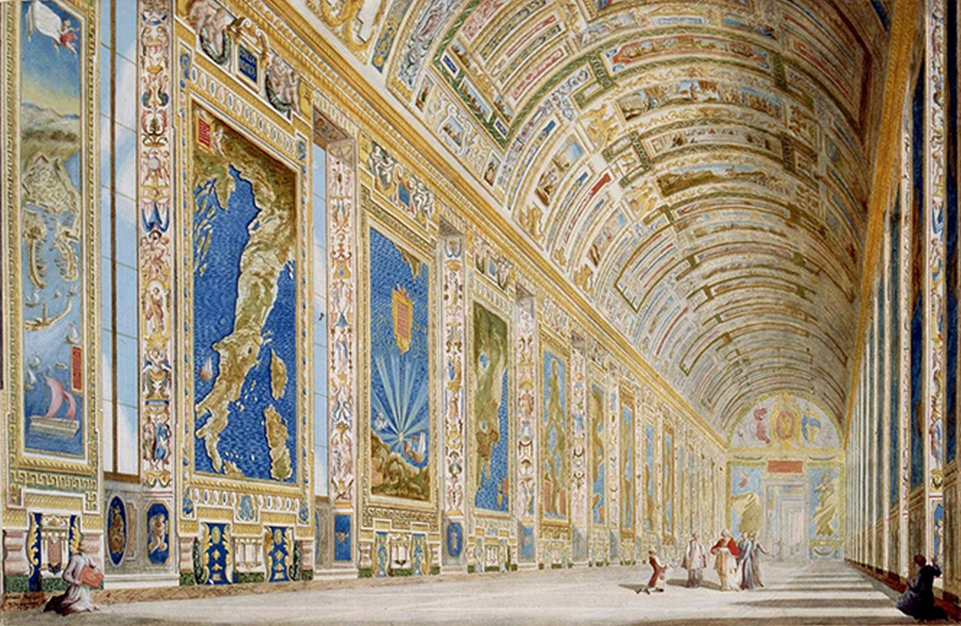 10 Things you did not know about Vatican Museums - Sheet13