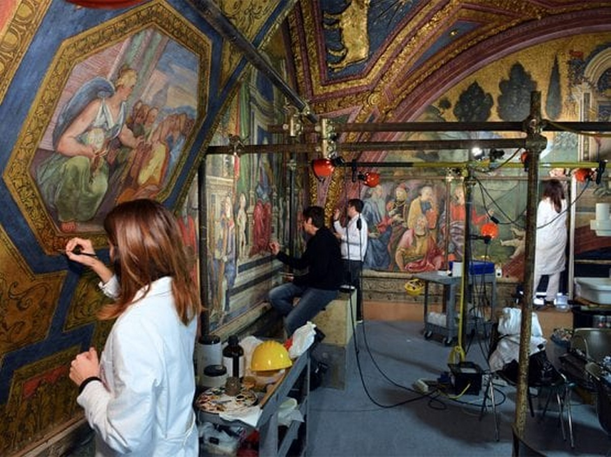 10 Things you did not know about Vatican Museums - Sheet14