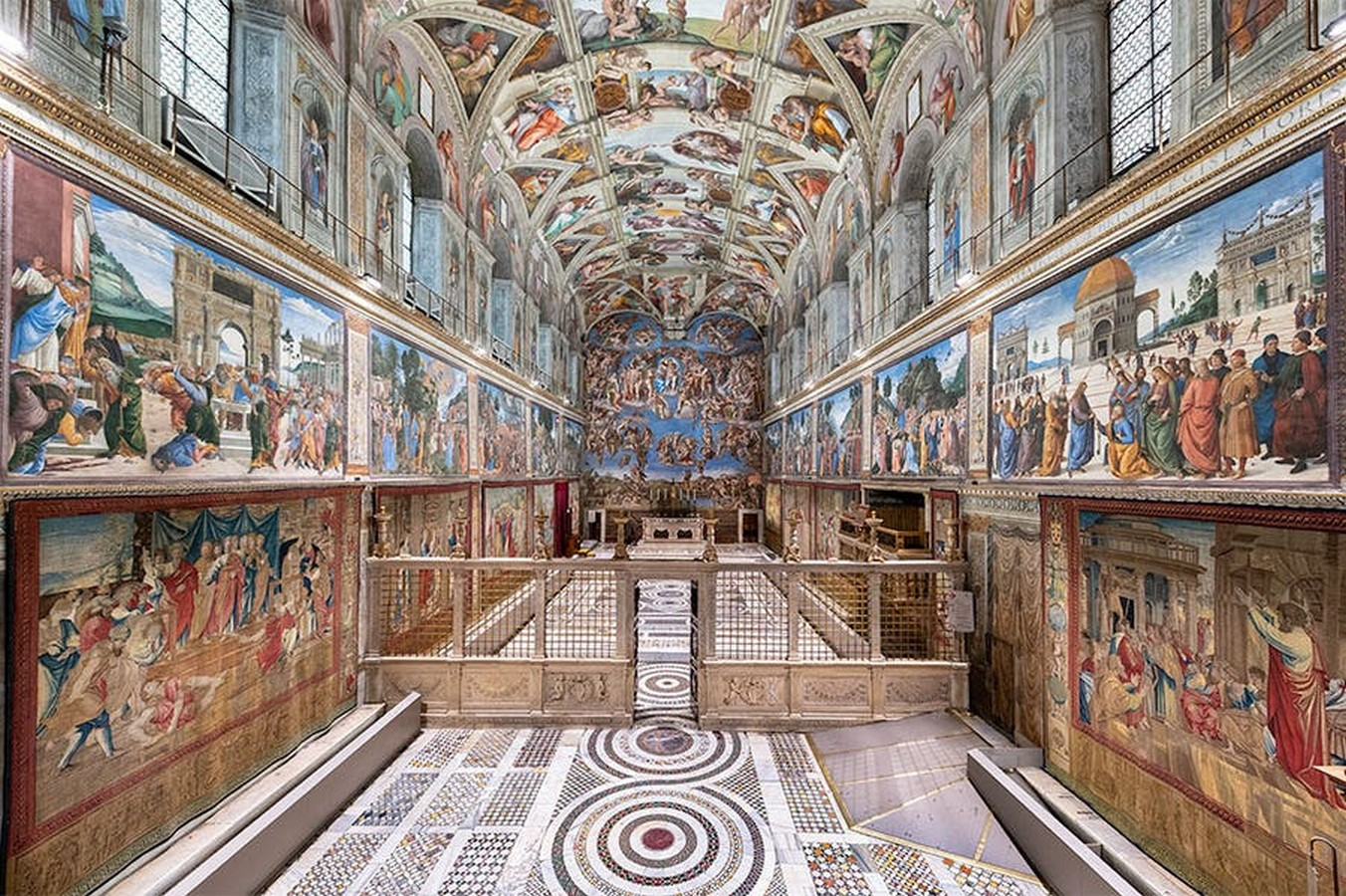 10 Things you did not know about Vatican Museums - Sheet8