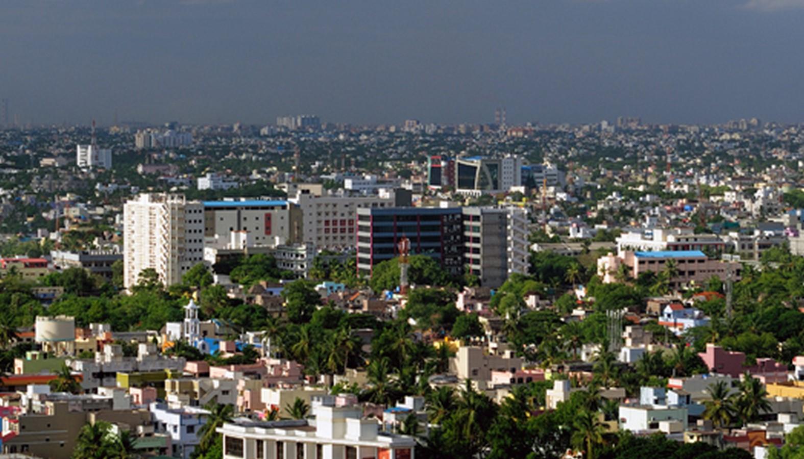 Rethinking the urbanscapes of Chennai - Sheet2