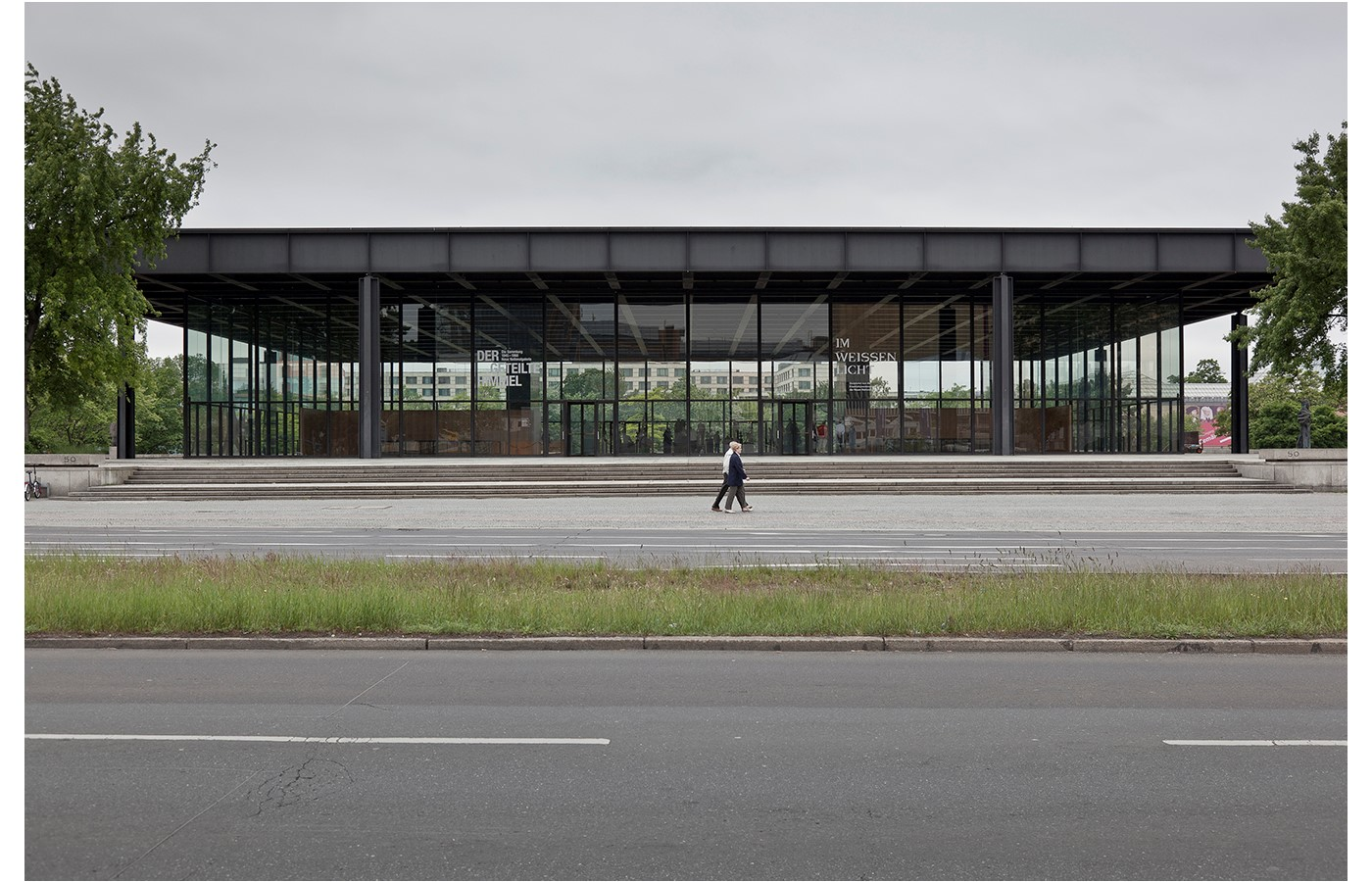 Mies Van der Rohe's Renovated New National Gallery in Berlin revealed through images by David Chipperfield - Sheet3