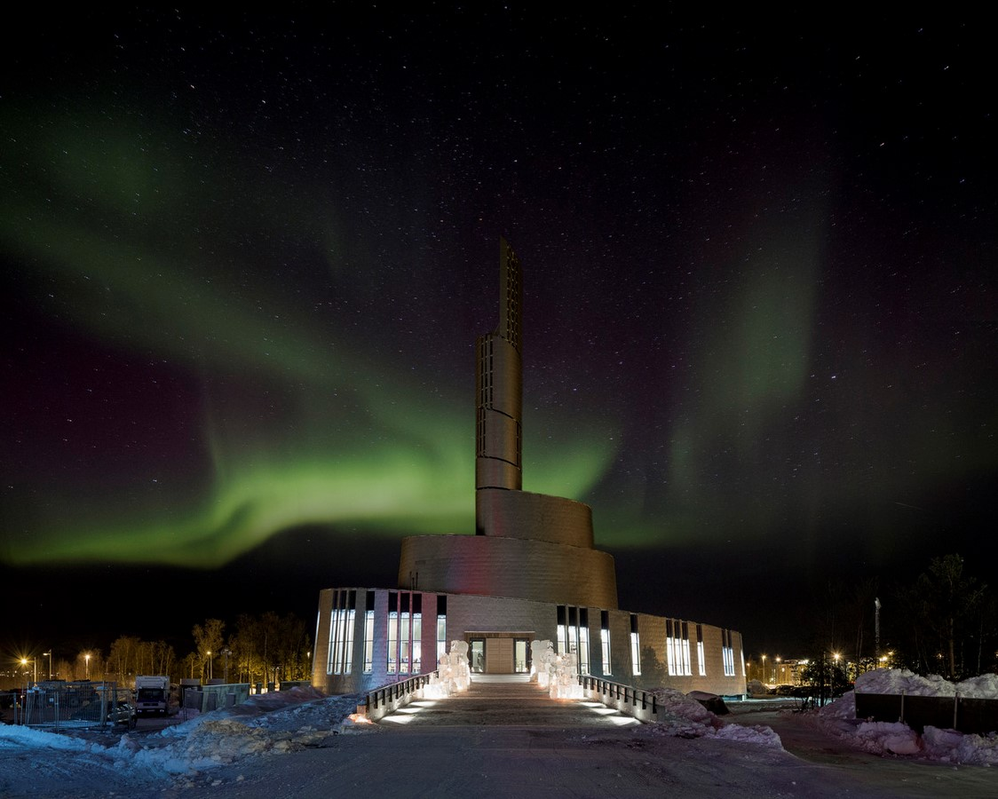 Cathedral of Northern Lights - Sheet1