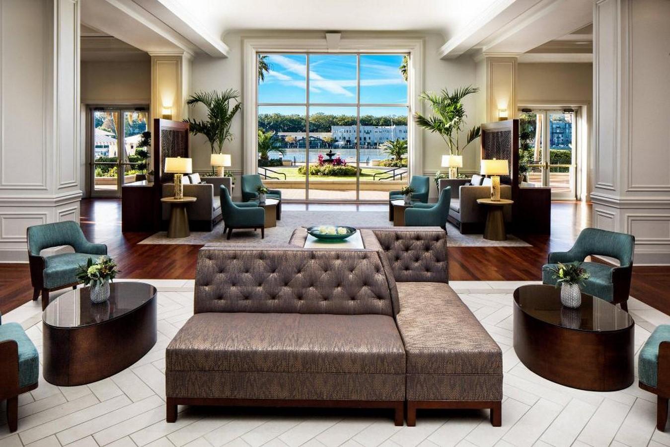 The Westin Savannah Harbor Golf Resort & Spa - Sheet1