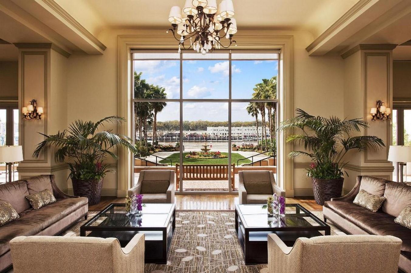 The Westin Savannah Harbor Golf Resort & Spa - Sheet3