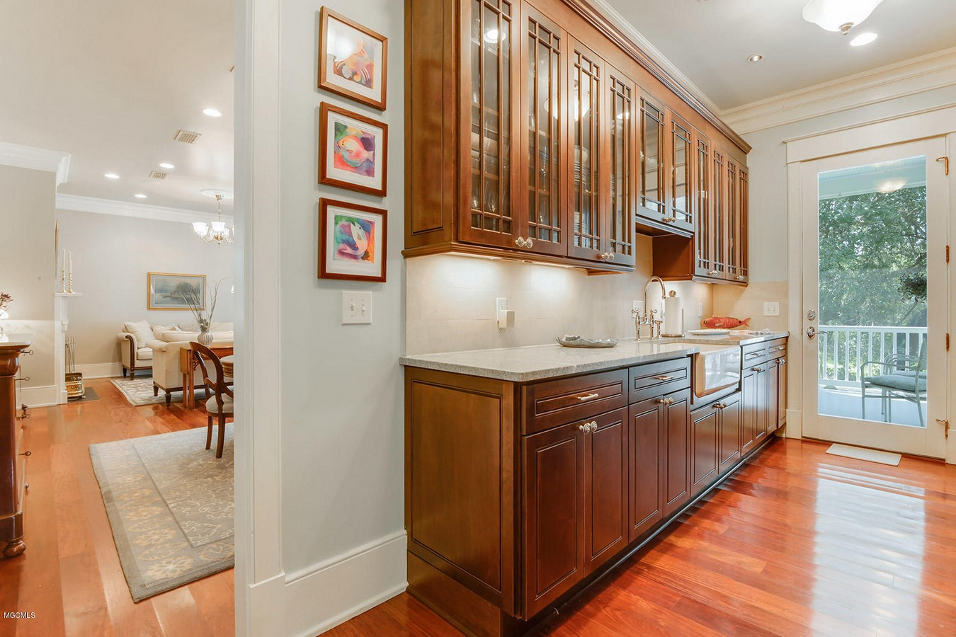 Bayou Oaks Residence - Sheet3