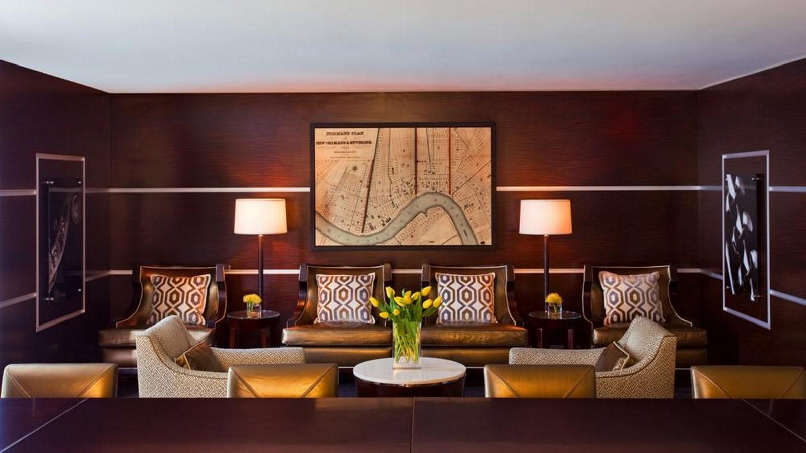Sheraton Hotel, New Orleans - Sheet1