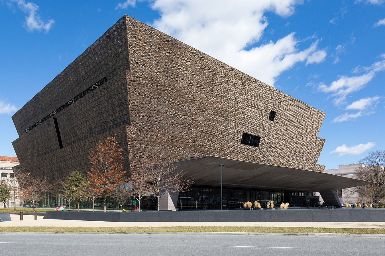 Smithsonian National Museum of African American History and Culture by David Adjaye: Commemorating America's Black heritage - Sheet1