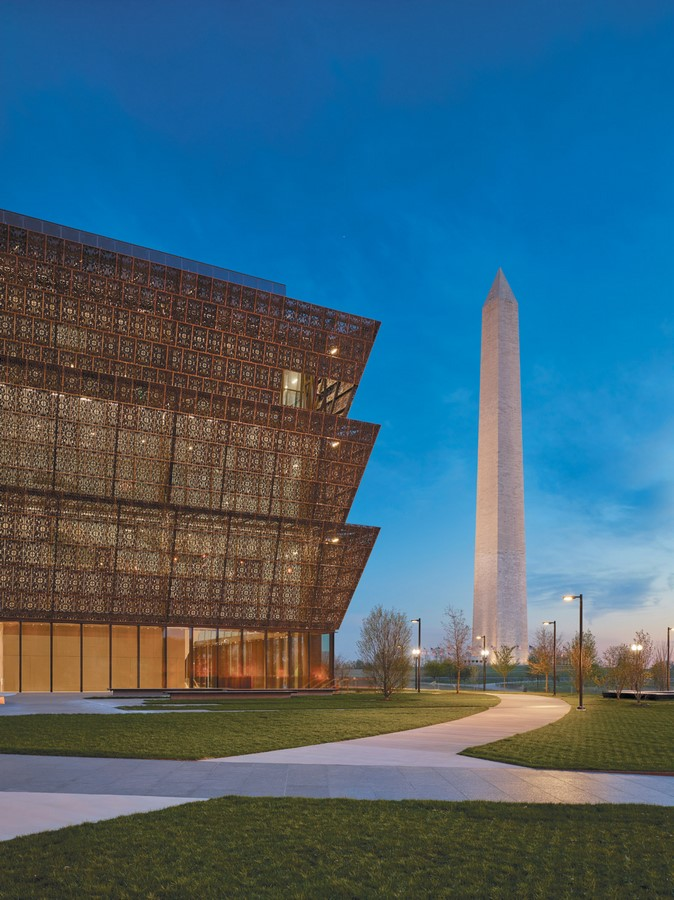 Smithsonian National Museum of African American History and Culture by David Adjaye: Commemorating America's Black heritage - Sheet2