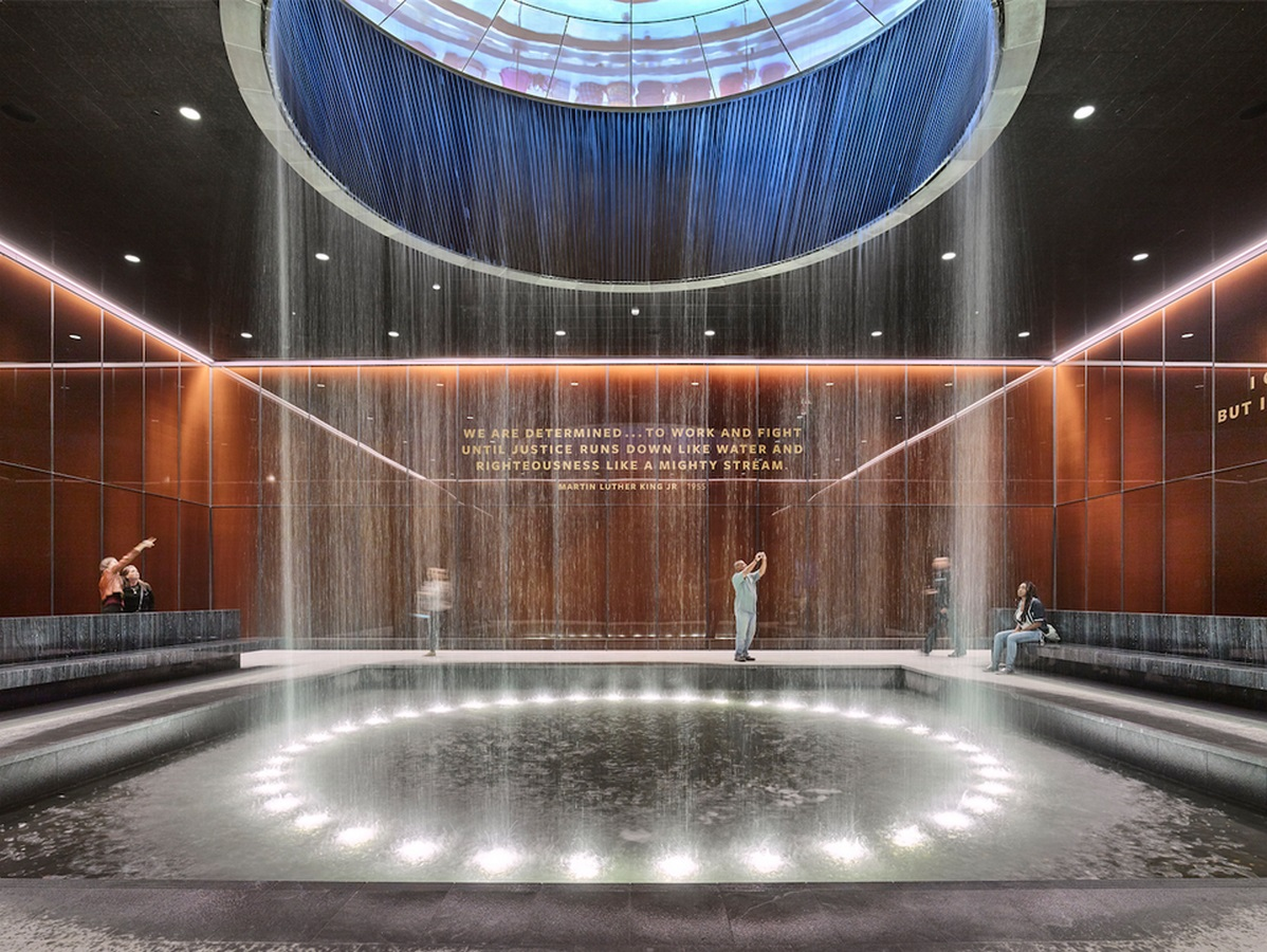 Smithsonian National Museum of African American History and Culture by David Adjaye: Commemorating America's Black heritage - Sheet4