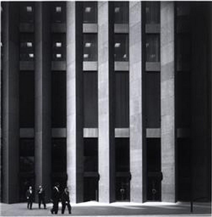The CBS Building by Eero Saarinen: The Black Rock - Sheet2