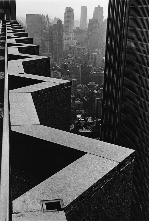 The CBS Building by Eero Saarinen: The Black Rock - Sheet3