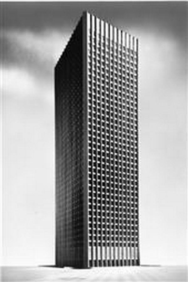 The CBS Building by Eero Saarinen: The Black Rock - Sheet5