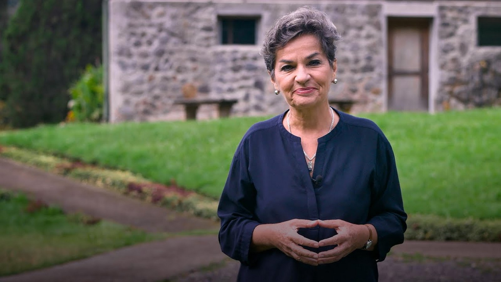 A Net-Zero Future Is Now Under Construction comments Christiana Figueres