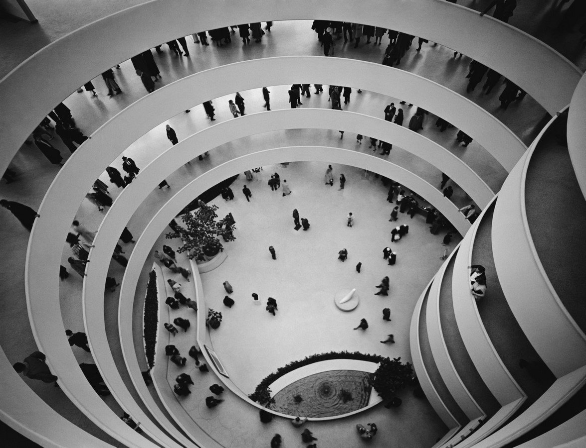 Guggenheim Museum, Manhattan, New York by Frank Lloyd Wright - Sheet3