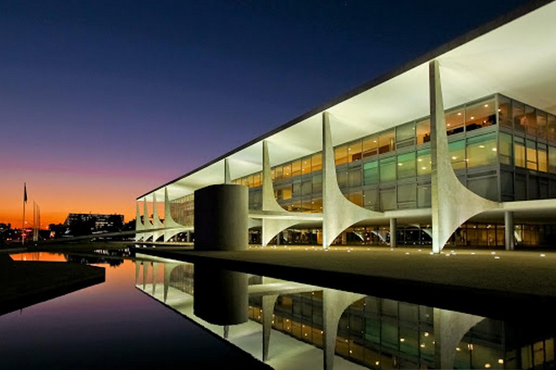 Palácio da Alvorada, Brazil by Oscar Niemeyer, 1958 - Sheet2
