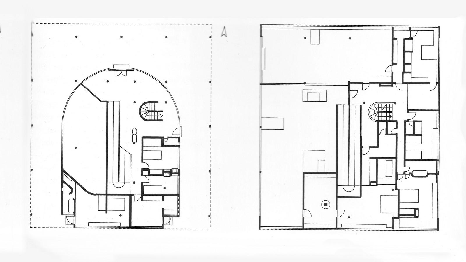 Villa Savoye, Paris, France by Le Corbusier - Sheet3
