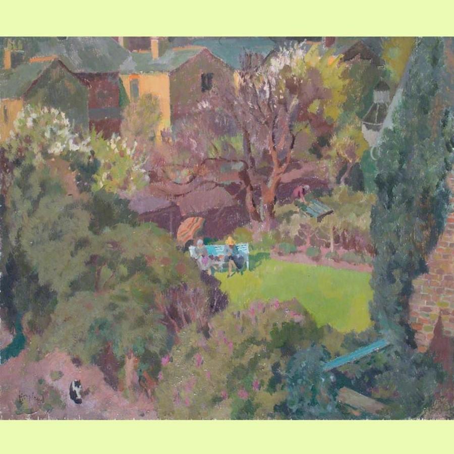 Marie Price - The Overlooked Back Garden 2015, (University of Westminster, UK) - Sheet1
